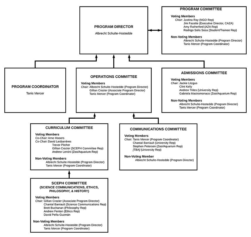 ReNewZoo Org Chart Detailed Description.