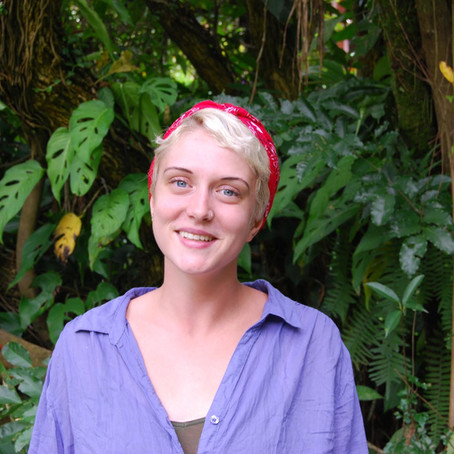 Kathleen Higgins Internship with Panama Amphibian Rescue and Conservation Project