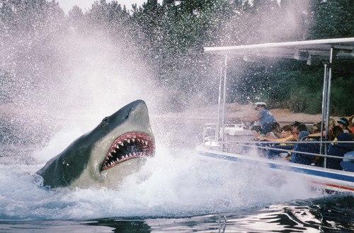 Jaws Ride Universal Studios FL