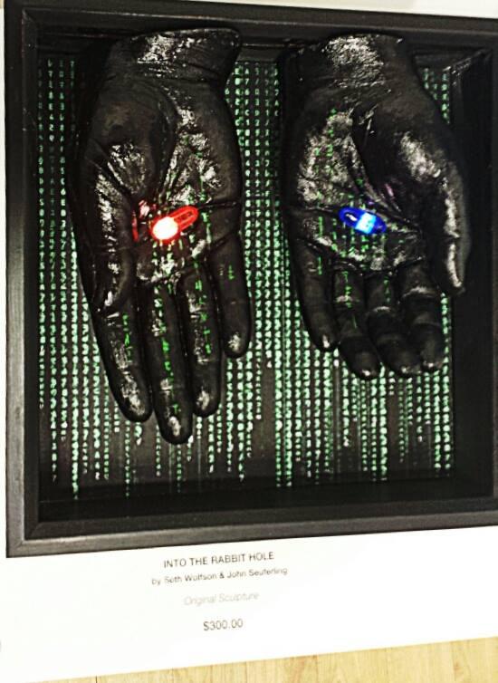 Matrix Shadow Box Ltd Gallery