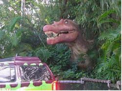 Jurrasic Park Universal Studios FL