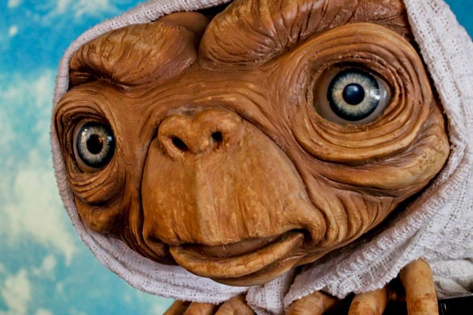 E.T Universal Studios FL
