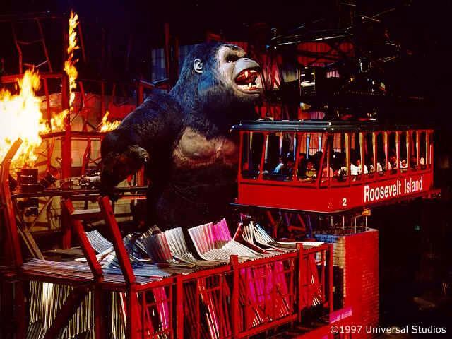 King Kong Universal Studios FL