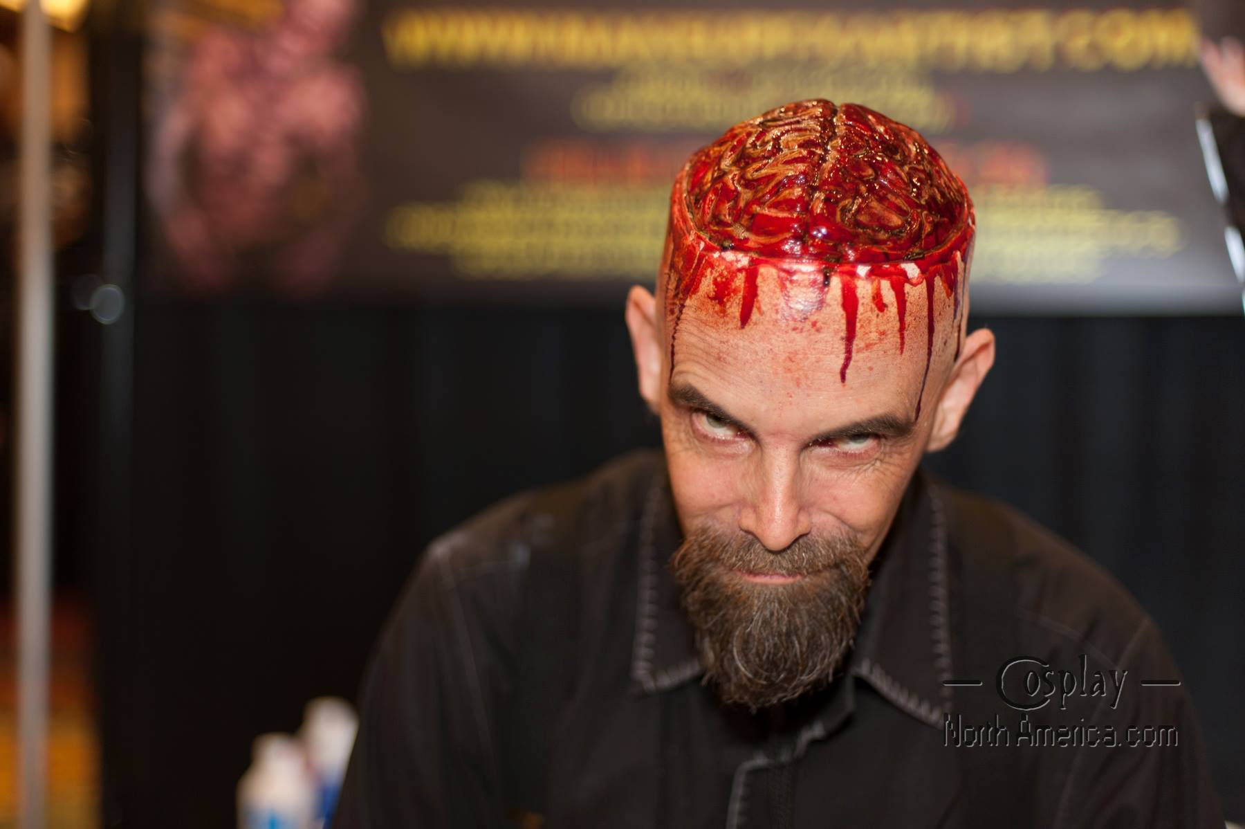Foam latex,iso colors.Crypticon 2015