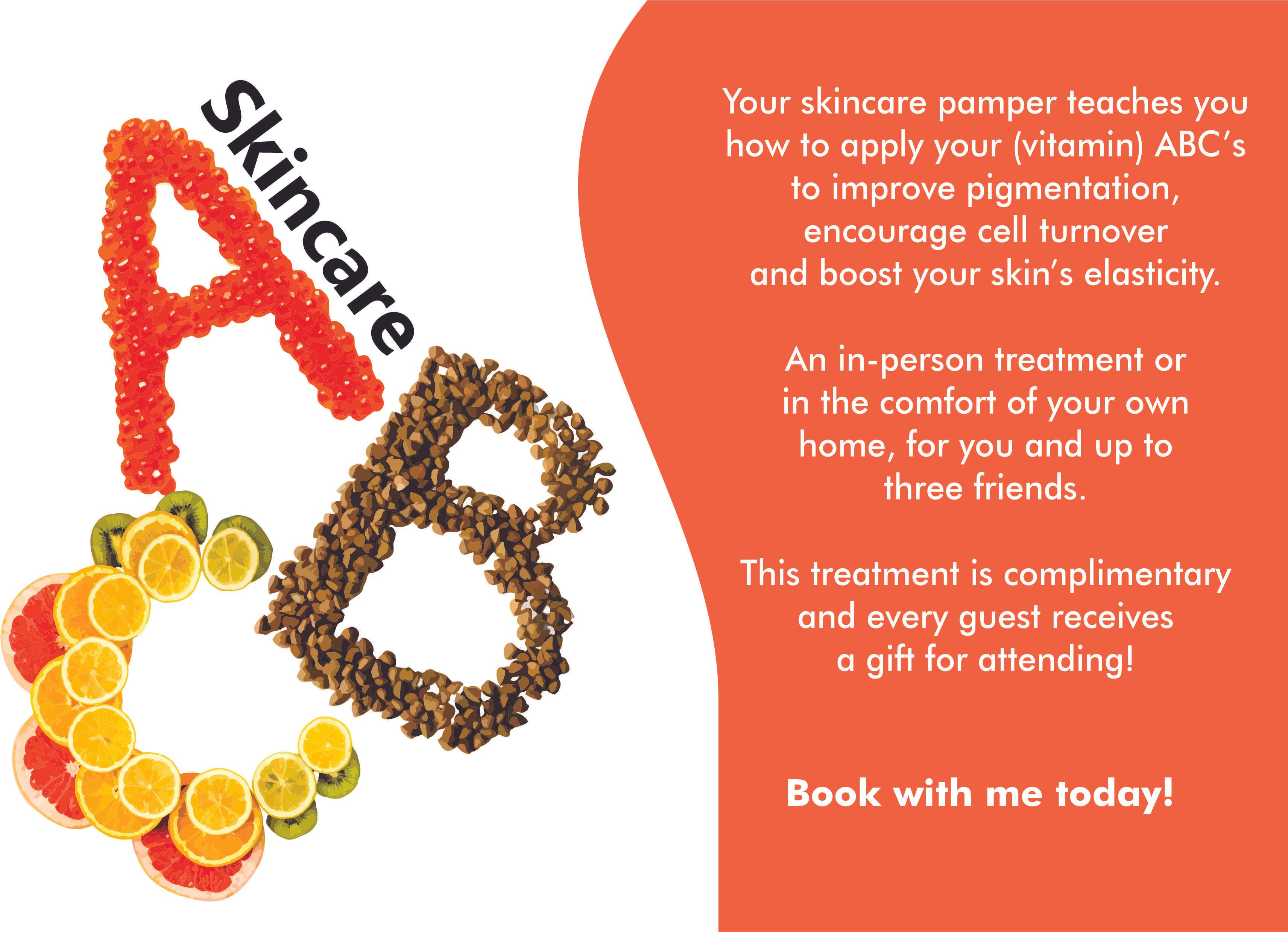 Skin Care ABC's