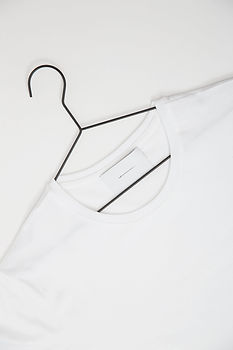 White T-shirt's are good canvas for design