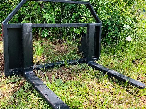 V2 HD Pallet Forks