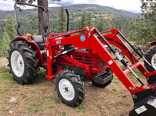 33HP YNM 2820D 4x4 Tractor with Loader