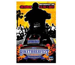 Biketoberfest Poster