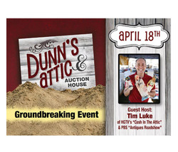 Dunn's Attic Groundbreaking Event