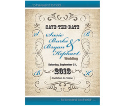 Save-The-Date Postcard