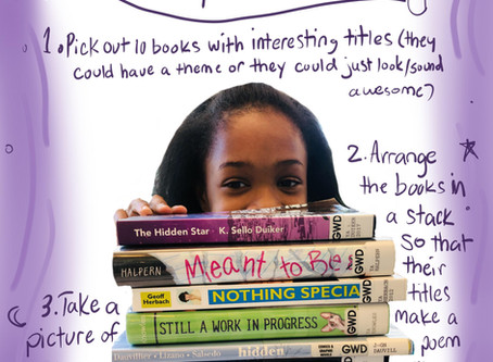 Fearless Idea #232: Story Spine Poetry