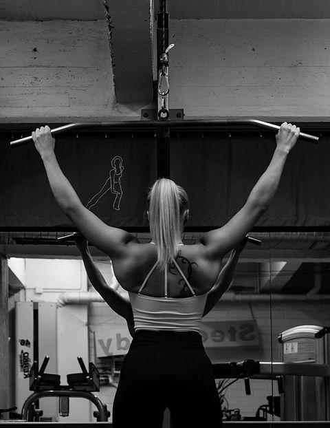 Kuntosali naisille Tampere Steel Body ylätalja