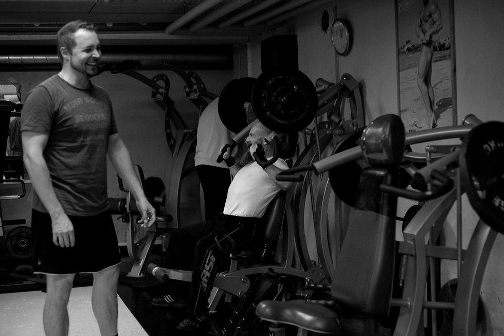 Tampere kuntosali personal trainer Steel Body