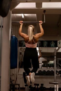 Naisten kuntosalilla voit treenata hyvin monipuolisesti