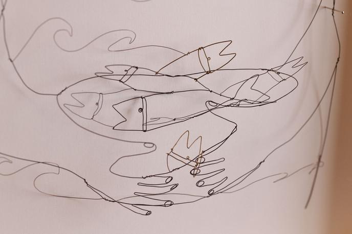 Marchande de poisson
