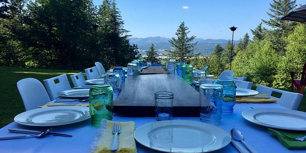 Gorge View Vine + Dine