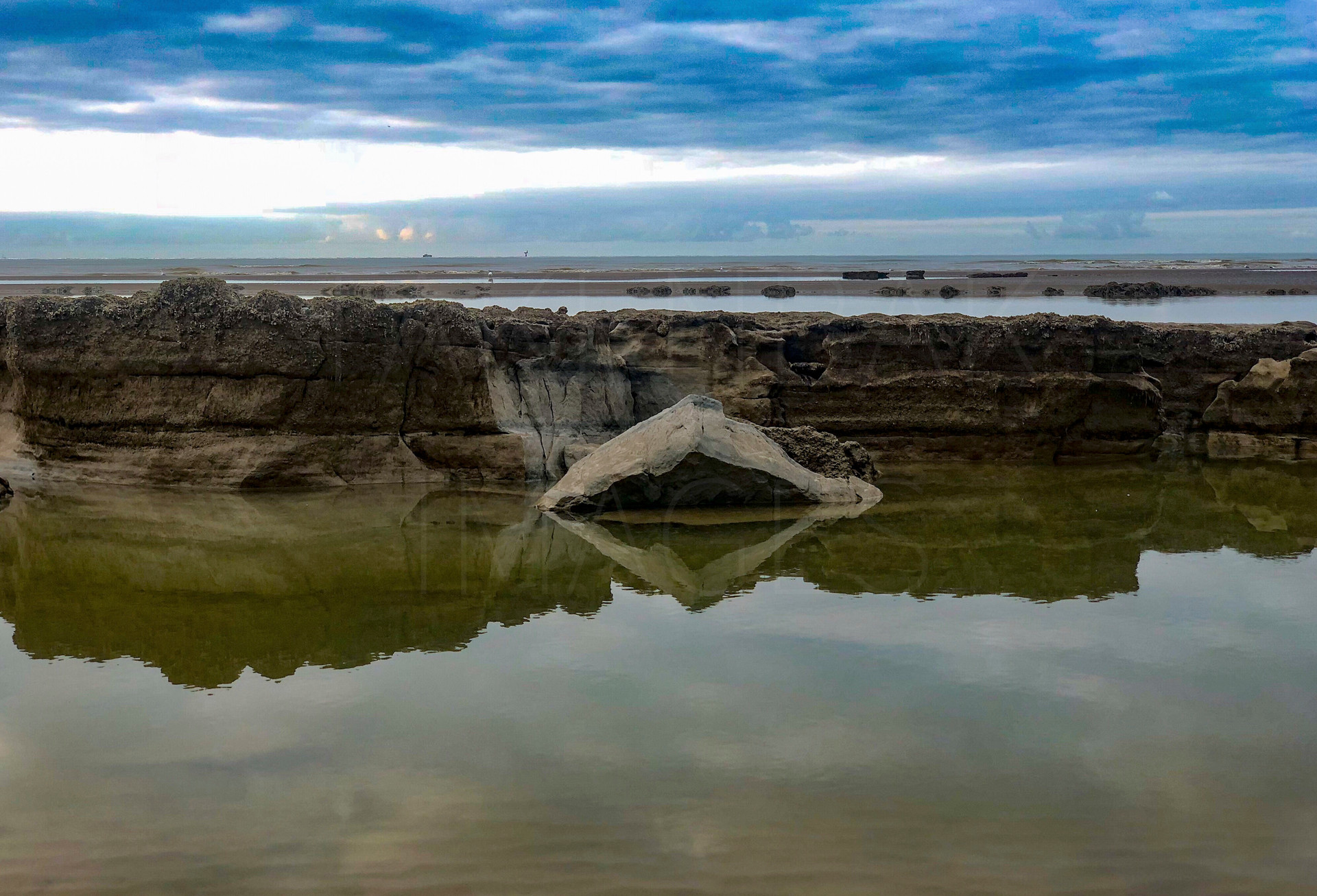 Reflections and Rock Pools