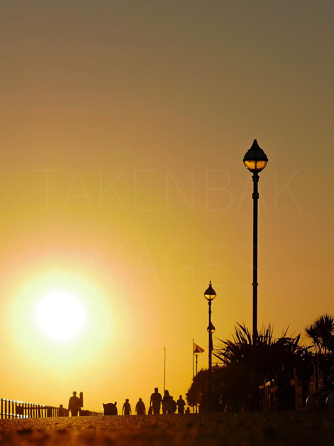 Sundown Strolling