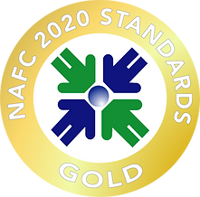 NAFC Standards Seal Gold 2020 Transparen