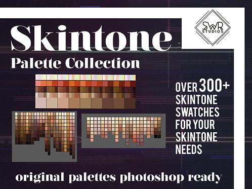 Skintone Master Collection (Vol.1-Vol.3) [Photoshop Ready]