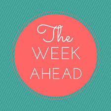 What this week has in store……
