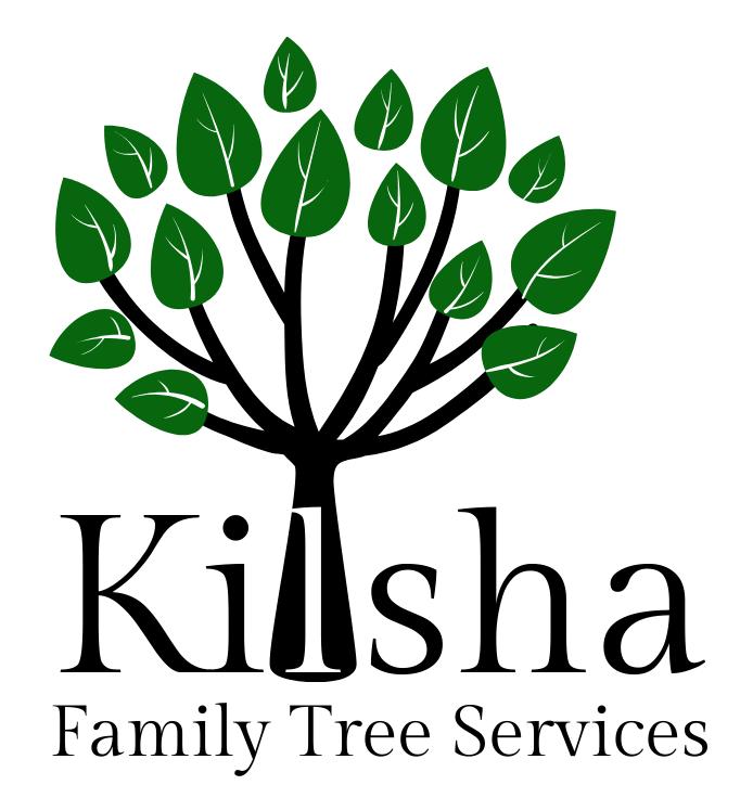 Family tree services logo