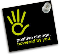 How to bring about positive change now