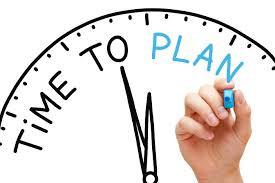 I get planning!