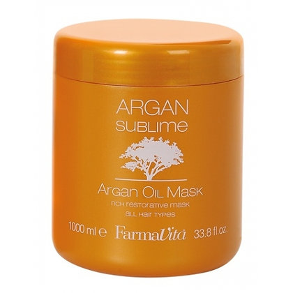 Маска с аргановым маслом Argan Sublime Mask, 1 л.