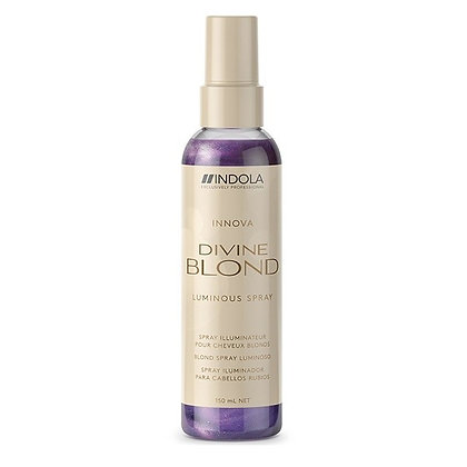 Спрей-кондиционер для светлых волос Indola Divine Blond Illuminator Spray 150 мл