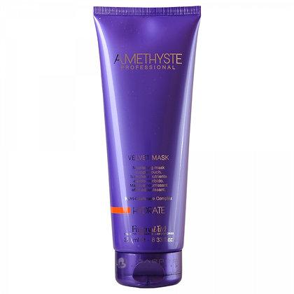 Маска питательная для сухих и ослабленных волос Amethyste hydrate, 250 мл.