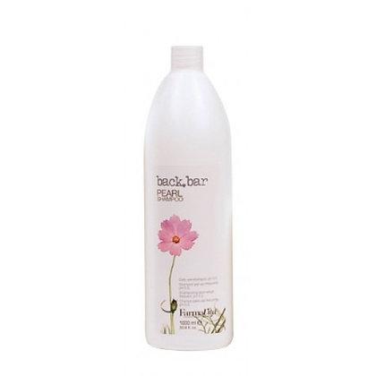 Увлажняющий шампунь для ежедневного использования Back Bar Pearl Shampoo, 1л.