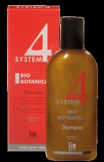 Биоботанический шампунь от выпадения волос, 215 мл.