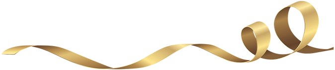 Decorative_Gold_Curly_Tape_Transparent_P