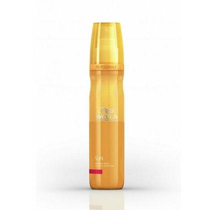 Солнцезащитный спрей для нормальных и тонких волос Wella Sun, 150 мл.