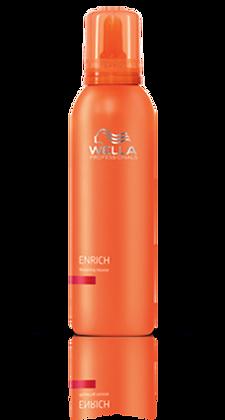 Питательный крем-мусс Wella Enrich, 150 мл.