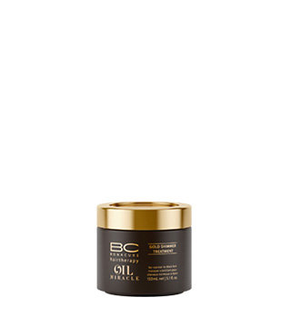 Маска для жестких волос BC Oil Miracle, 150 мл.