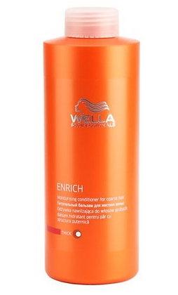 Питательный бальзам для жестких волос Wella Enrich, 1000 мл.