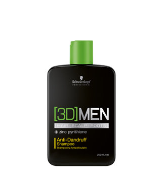 Шампунь против перхоти 3D[MEN] Anti-Danduff Shampoo, 250 мл.