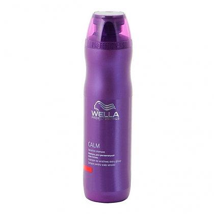 Шампунь для чувствительной кожи головы Wella Balance, 250 мл.