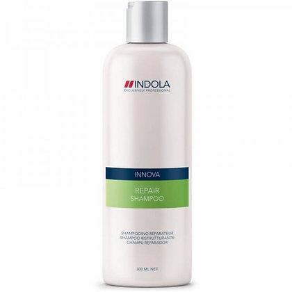 Шампунь восстанавливающий Indola repair shampoo, 300 мл.