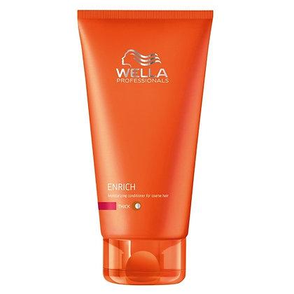 Питательный бальзам для жестких волос Wella Enrich, 200 мл.