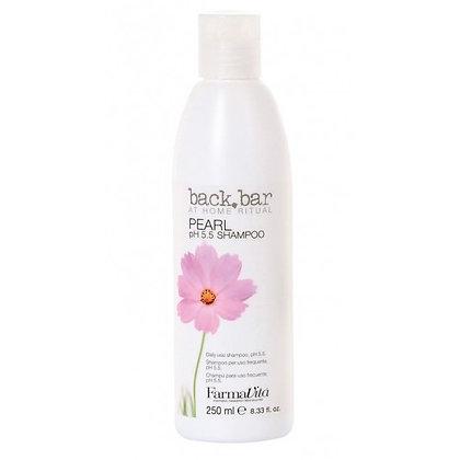 Увлажняющий шампунь для ежедневного использования Back Bar Pearl Shampoo, 250 мл