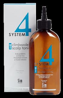 Терапевтический тоник Т, для улучшения роста волос, 500 мл.