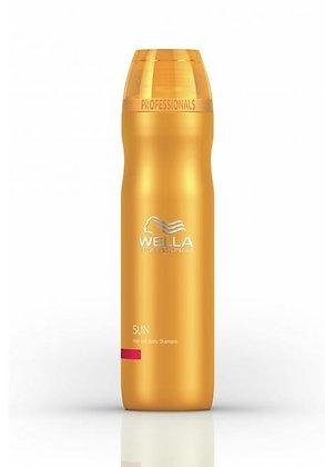 Шампунь для волос и тела Wella Sun, 250 мл.