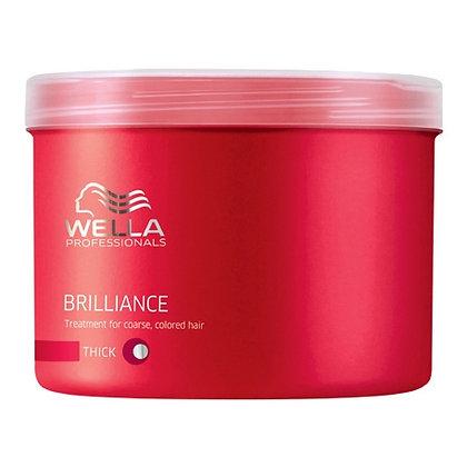 Крем-краска для окрашенных жестких волос Wella Brilliance, 500 мл.