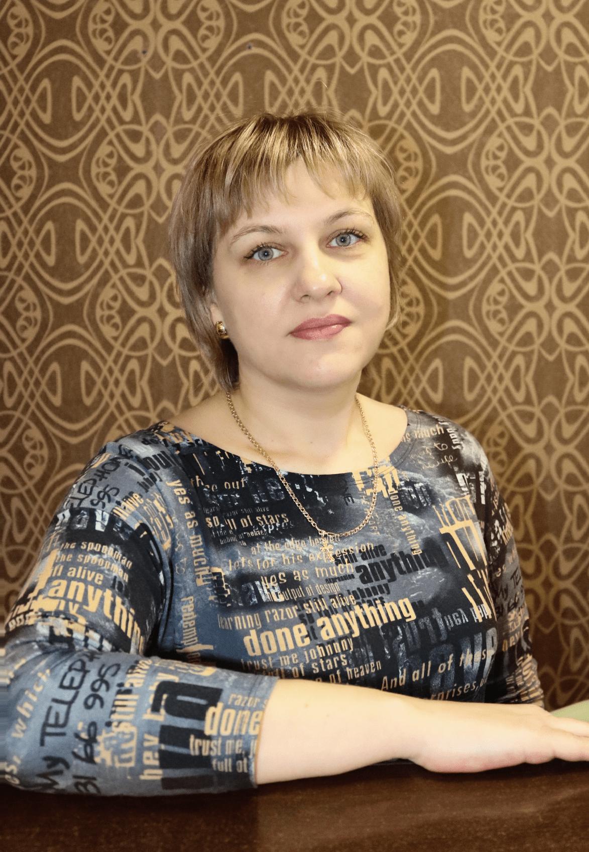 Ольга Резяпкина