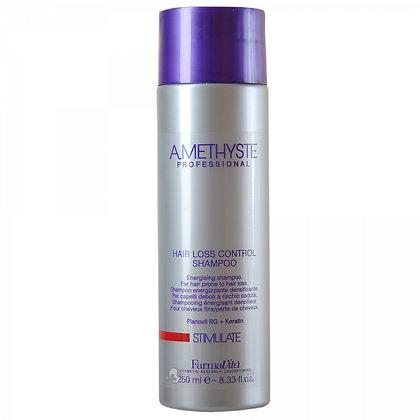 Шампунь против выпадения волос Amethyste stimulate, 250 мл.