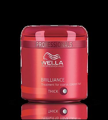 Крем-краска для окрашенных жестких волос Wella Brilliance, 15